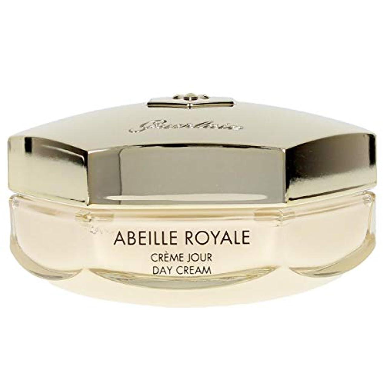確かに故障手荷物ゲラン Abeille Royale Day Cream - Firms, Smoothes & Illuminates 50ml/1.6oz並行輸入品