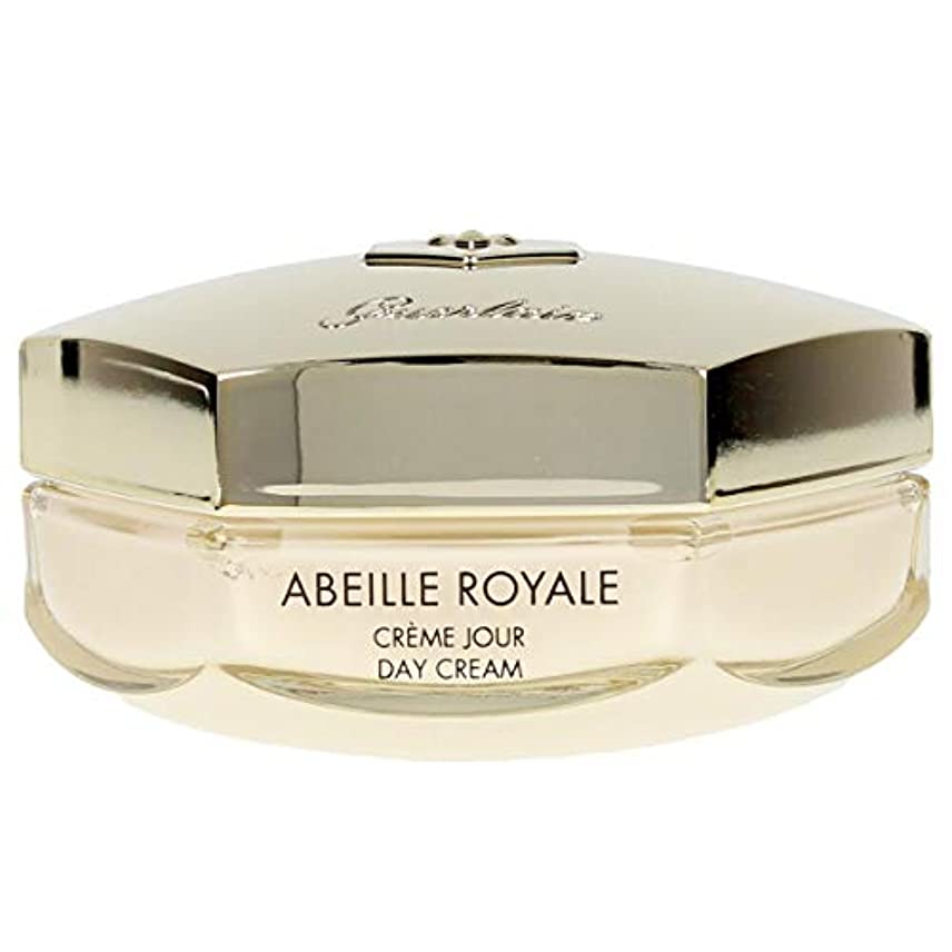 絡まる収入咳ゲラン Abeille Royale Day Cream - Firms, Smoothes & Illuminates 50ml/1.6oz並行輸入品