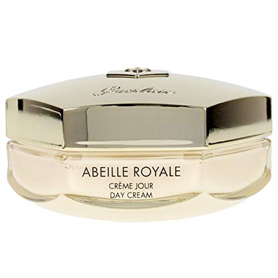 平らなすずめ上院議員ゲラン Abeille Royale Day Cream - Firms, Smoothes & Illuminates 50ml/1.6oz並行輸入品