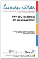 Burn out epuisement des agents pastoraux