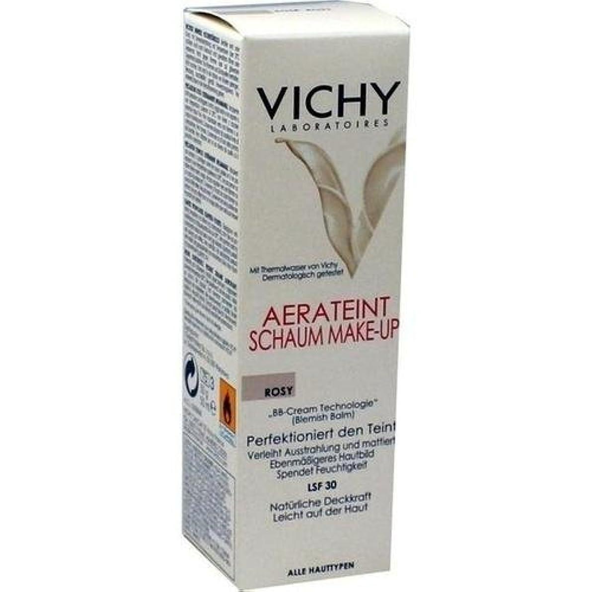 繁栄する権限流体Vichy Aerateint Make-Up rose, 50 ml