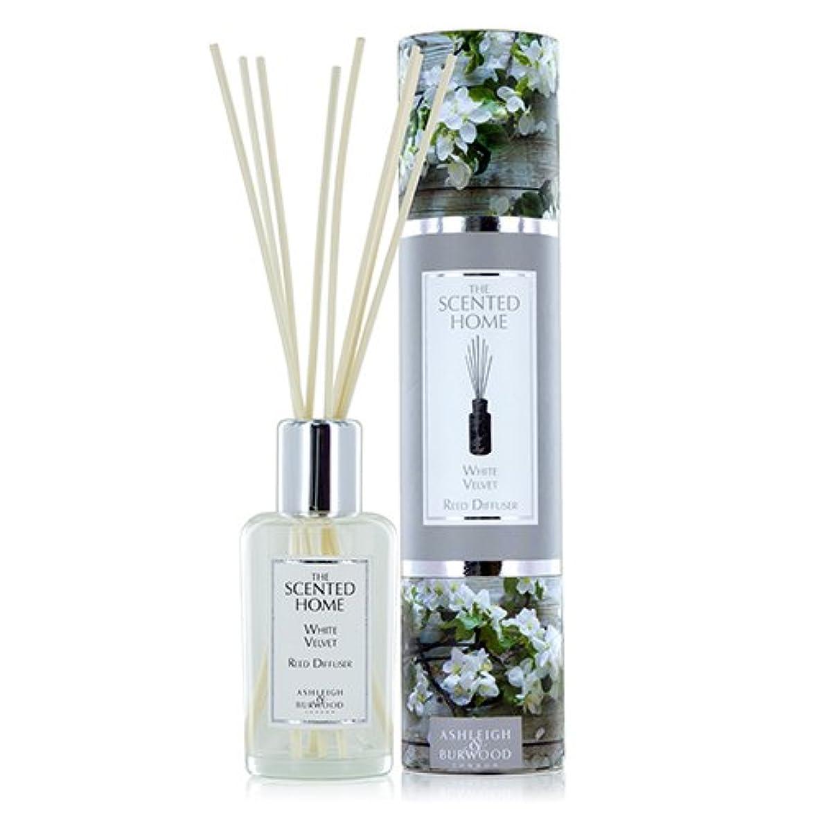 広告主公然とブランド名Ashleigh&Burwood リードディフューザー 200ml ホワイトベルベット Reed Diffuser White Velvet アシュレイ&バーウッド