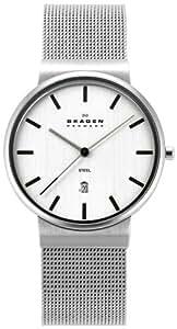 [スカーゲン]SKAGEN 腕時計 basic steel mens 351LSSCM ケース幅: 34mm メンズ [正規輸入品]