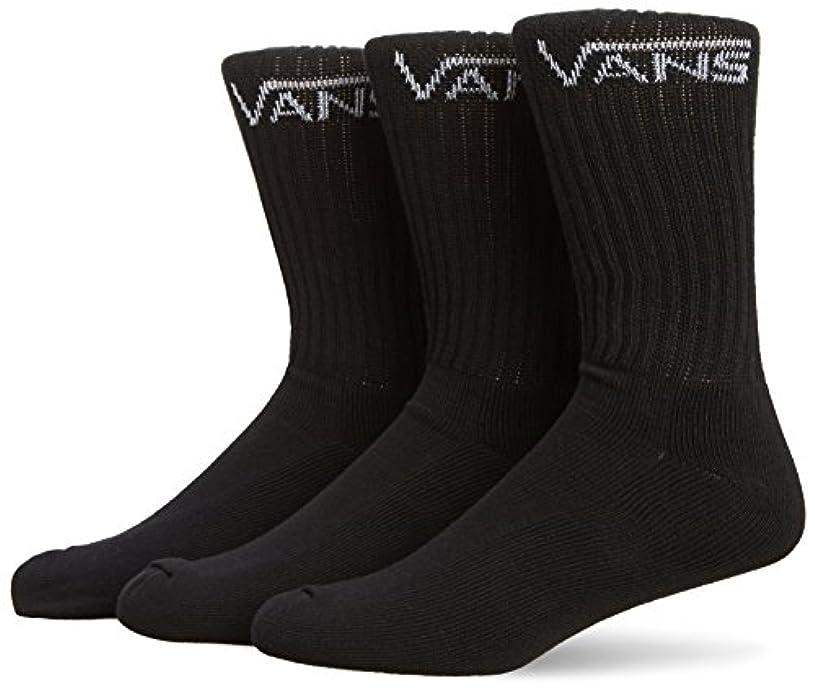 北西矛盾する請求書【VANS】バンズ 2017秋冬 Classic Crew Socks メンズ 靴下 ソックス 3足セット