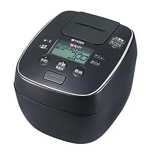 タイガー 炊飯器 圧力IH 「炊きたて」 5.5合 ブラック JPB-B100K