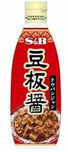 S&B 豆板醤(無着色) 300g