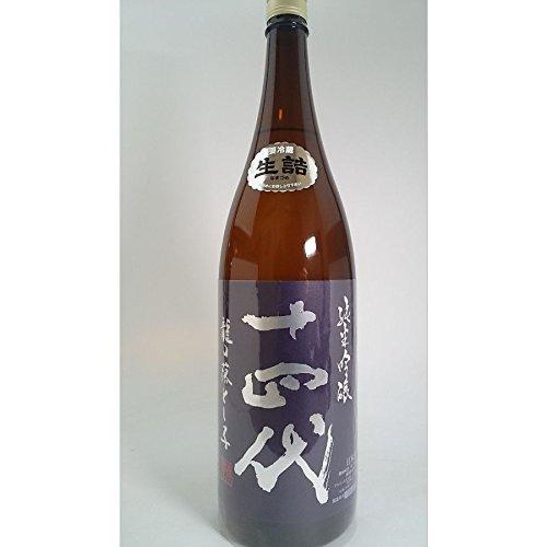 十四代 龍の落とし子 純米吟醸1.8L 高木酒造