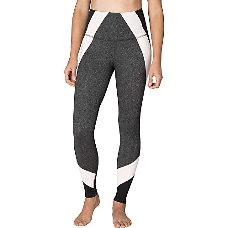 (ビヨンドヨガ) Beyond Yoga レディース ヨガ?ピラティス ボトムス?パンツ Around the Colorblock High Waist Long Legging [並行輸入品]