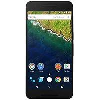 Huawei Nexus 6P Unlocked Smartphone 64GB US Warranty (Graphite) [並行輸入品]