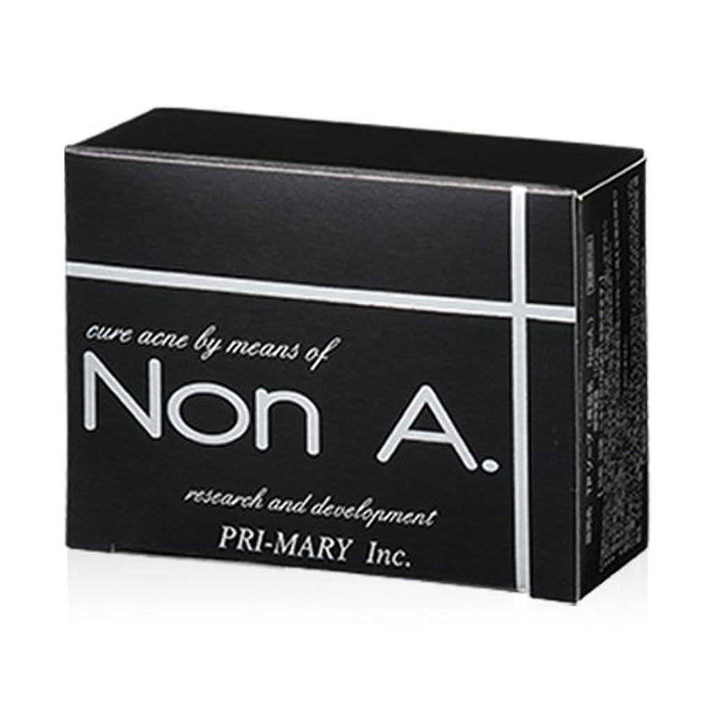 闇許される古くなったNon A. ( ノンエー ) 洗顔ソープ [ ニキビ対策 / 100g ] 洗顔せっけん ピーリング成分不使用 ( プライマリー )