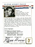 Autograph Warehouse 78291 Glenn Davis Autographed Card United States Olympic Team Track And Field 1991 Impel No .35