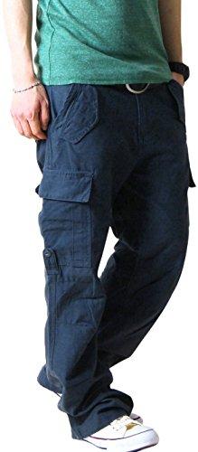 カーゴパンツ  メンズ 5color ミリタリーベーシックワークパンツ バレッタ