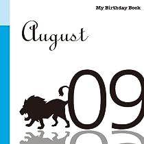 8月9日 My Birthday Book