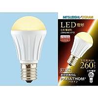 三菱 LED電球 PARATHOM(パラトン) 小形電球形 3.7W 口金E17 電球色 LDA4L-H-E17-T2