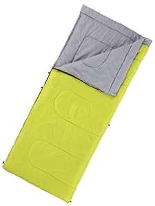 コールマン 寝袋 パフォーマー/C15 ライムグリーン [使用可能温度10度] 2000016930