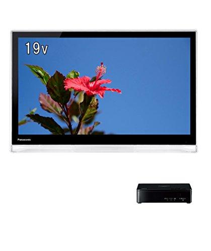 【パナソニック】19V型 無線ポータブル液晶テレビ プライベート・ビエラ