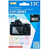 NexFoto/JJC Ultra-Thin Optical Glass Camera Screen Protector LCD Guard Film for Canon 6D Mark II Camera with Sub-Screen Guard Film x2 & Cleaning Kit