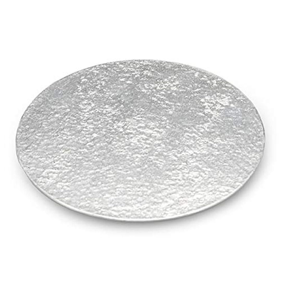 ぜいたく巨大固執能作(nousaku) 小皿 氷割 φ10.0×H1cm 501914
