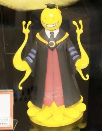 暗殺教室 DXFフィギュア 全2種 殺せんせー 単品...