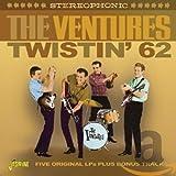 Twistin 62: Five Original LPS Plus Bonus Tracks