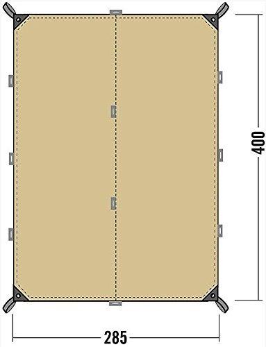TATONKA TARP 4 TC タトンカ タープ(並行輸入品)