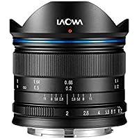 【国内正規品】 LAOWA 単焦点 広角レンズ 7.5㎜ F/2 MFT マイクロフォーサーズ用 LAO0022