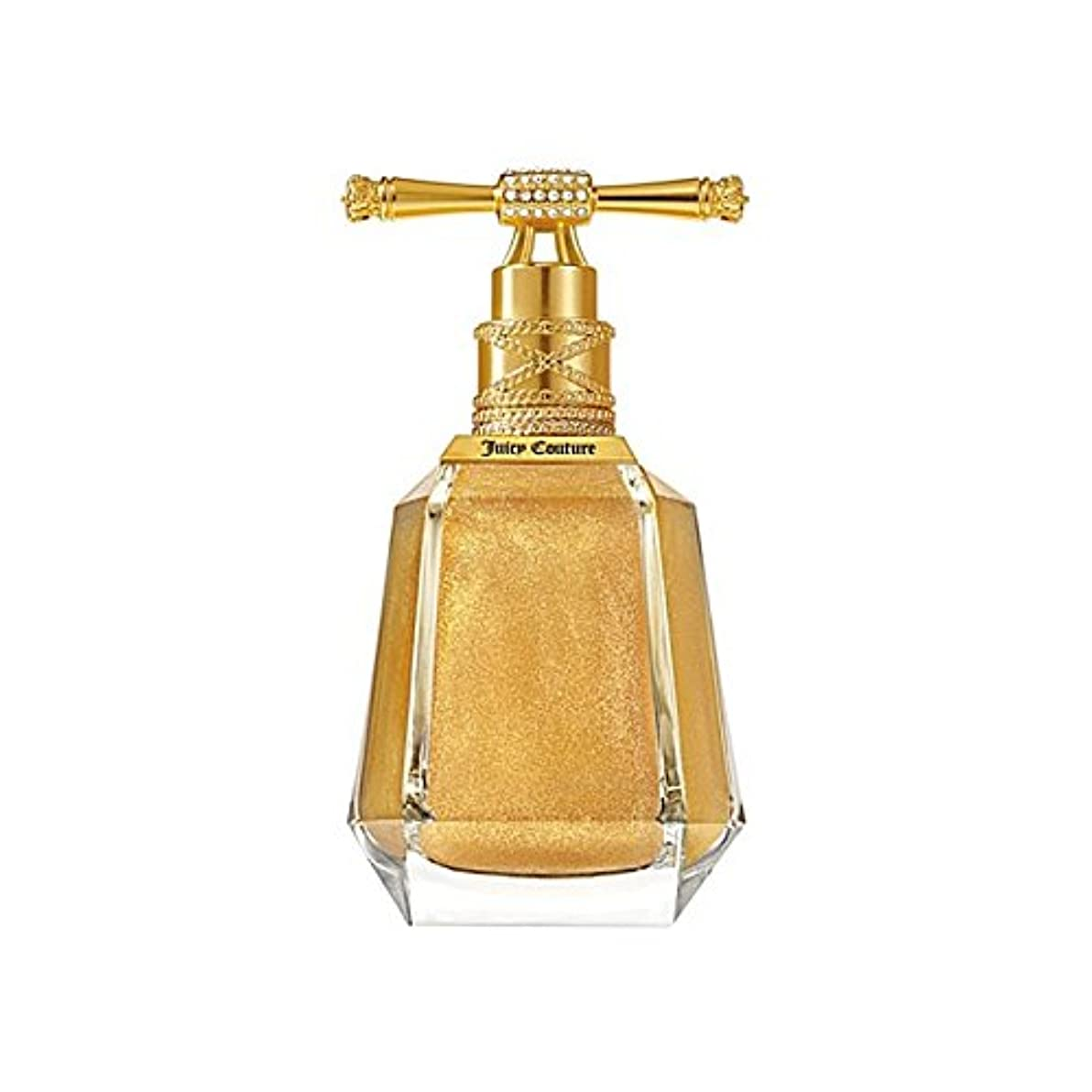 時計回り示す指Juicy Couture Dry Oil Shimmer Mist 100ml (Pack of 6) - ジューシークチュールドライオイルきらめきミスト100ミリリットル x6 [並行輸入品]