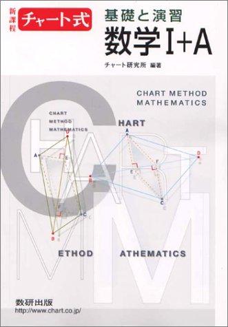 基礎と演習数学I+A―新課程 (チャート式)の詳細を見る