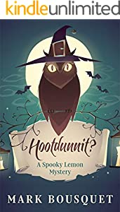 Hootdunnit? (Spooky Lemon Mysteries Book 3) (English Edition)
