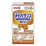 株式会社 明治 明治 メイバランス Mini キャラメル味 125ml x 24本