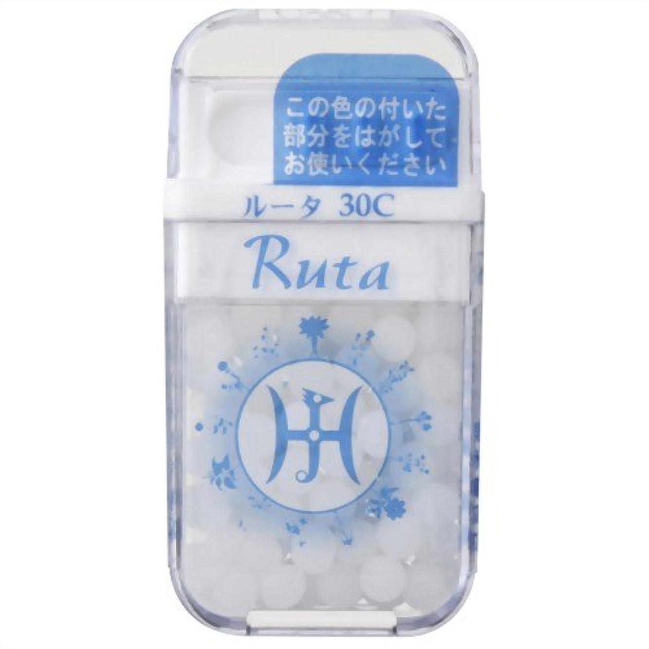 おそらくオプショナル降下ホメオパシージャパンレメディー Ruta  ルータ 30C (大ビン)