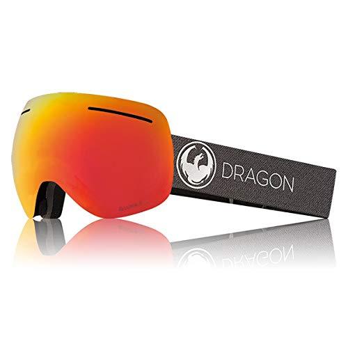 DRAGON ドラゴン スノーボード ゴーグル エックスワン 18-19モデル X1 JRED F