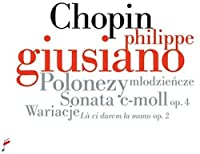 Chopin: Polonaises/Sonata in C