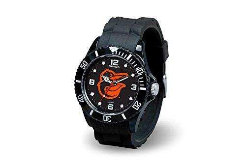 プエルトリコSparo WTSPI3801 MLBオリオールズスピリット腕時計