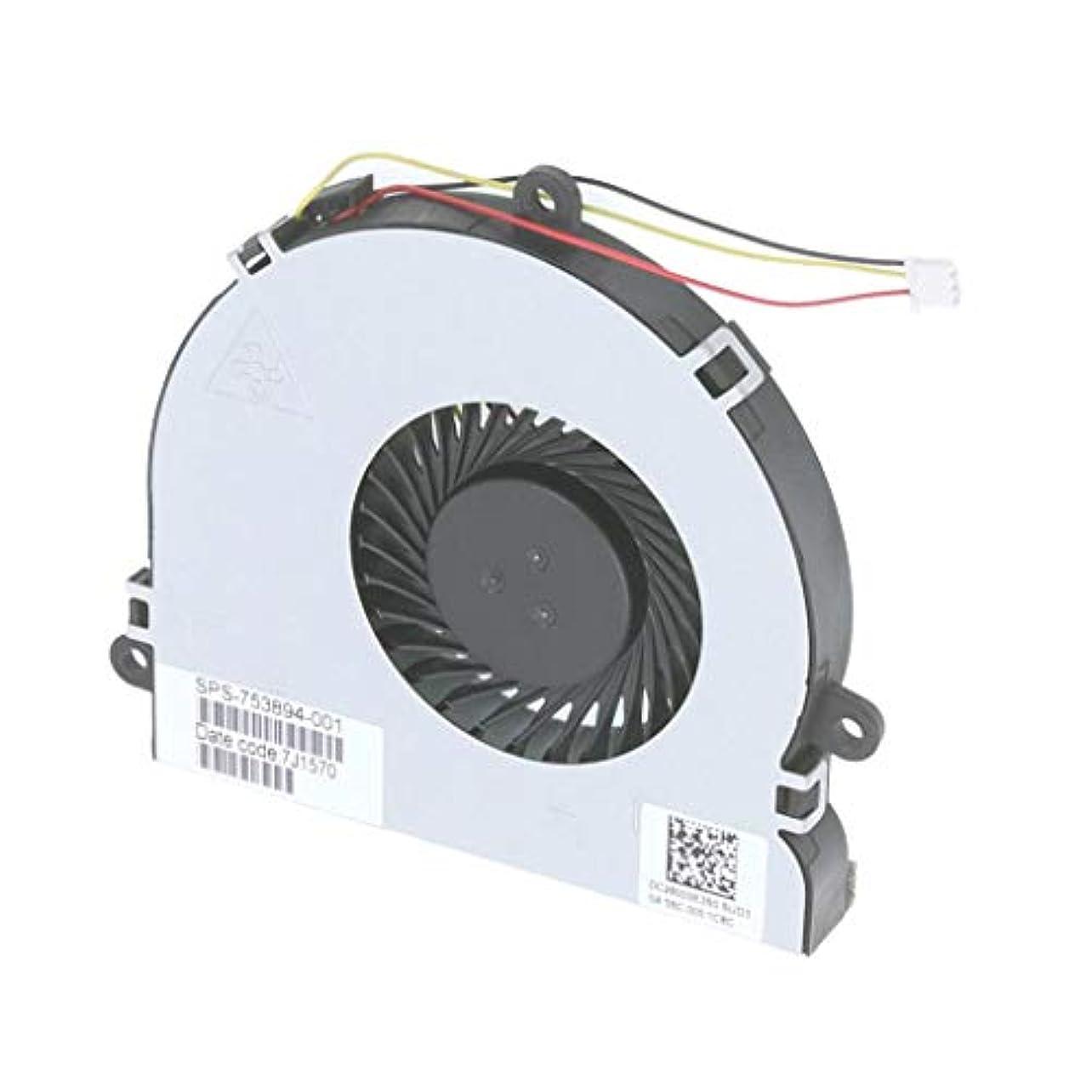 ピカソピアノジュラシックパークラップトップ CPU冷却ファン HP 14-G 14-S 14-R互換