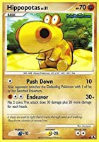 Pokemon - Hippopotas (64) - Rising Rivals - Reverse Holo