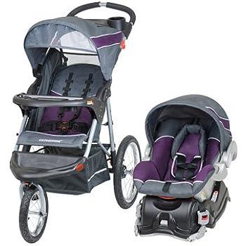 Amazon Co Jp: Baby Trend( ベビートレンド )三輪ベビーカー チャイルドシート 付き