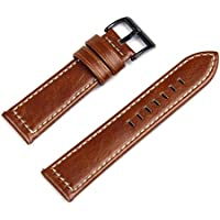 For Samsung Gear s3フロンティア/クラシック、Outsta高級レザー腕時計ブレスレットストラップバンド free マルチカラー Outsta