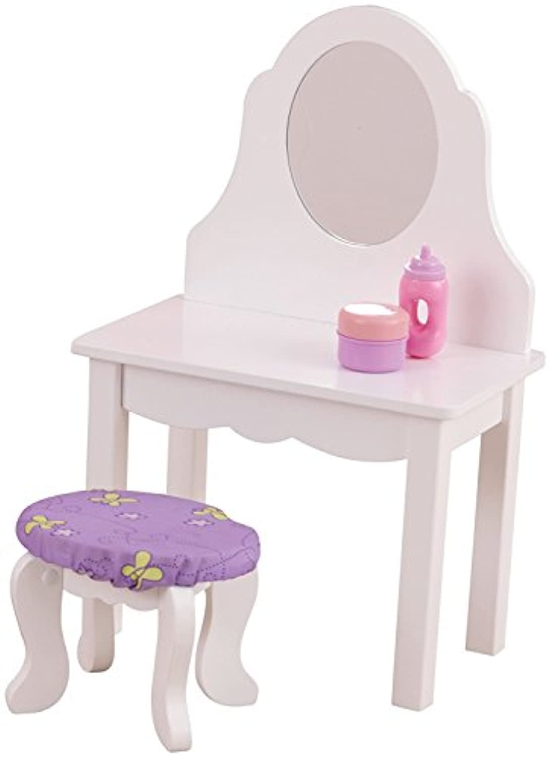 KidKraft Little Doll Vanity [並行輸入品]