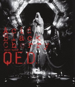 "[画像:2009 tour ""Q.E.D.""  (Blu-ray Disc)]"