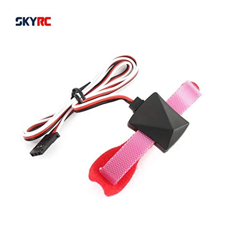 SKYRC温度センサープローブケーブル(温度センサー付き)
