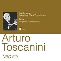 交響曲第3番『オルガン付き』(+エルガー:エニグマ:変奏曲) トスカニーニ&NBC響