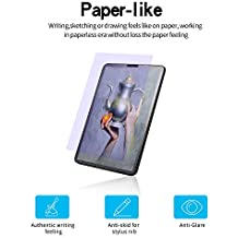 Mikonca Screen Protector Film Like Write on Paper Compatible with Surface Pro 3 4 5 6 7 Anti-Glare Anti-Scratch No Fingerprints Drawing Sketching
