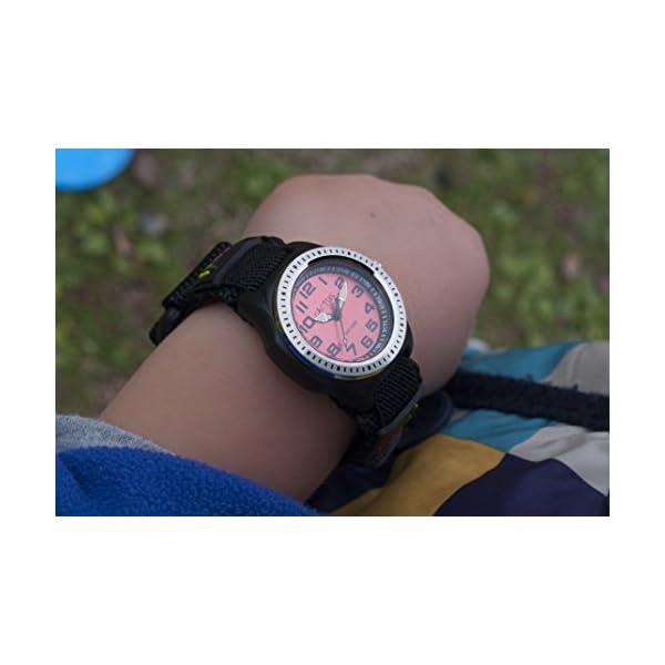[カクタス]CACTUS キッズ腕時計 ブラッ...の紹介画像4