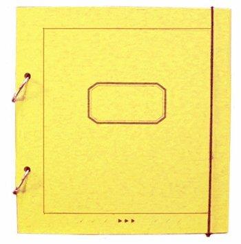 [해외]DEAR 포토 컬러 스크랩북 [스퀘어 -L]/DEAR Creative Color Scrapbook [Square - L]