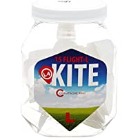 L4c Kite Flight-L Soft Chamapange Dart Flights - White [並行輸入品]