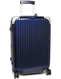 リモワ スーツケース RIMOWA 882.63.21.5 LIMBO リンボ MULTIWHEEL ELECTRONIC TAG 60L 4~7泊用 4輪 TSAロック レディース/メンズ キャリーケース NIGHT BLUE [並行輸入品]
