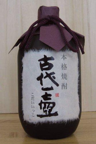 100%古酒 本格焼酎 古代一壺 (こだいいっこ)38度 720ml