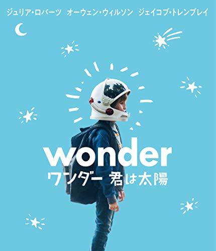 【Amazon.co.jp限定】ワンダー 君は太陽 (オリジナルA4クリアファイル付) [Blu-ray]