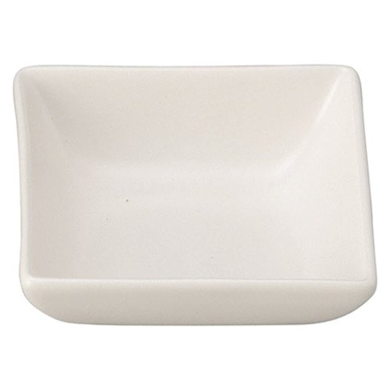和(なごみ) 白 薬味皿 [ D 7.2 x H 2.7cm ] 【 鍋用品 】 【 飲食店 料亭 旅館 割烹 居酒屋 和食器 業務用 】